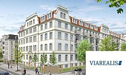 Verkaufsstart: Neue Tabakfabrik f6 Dresden – Bestandsanierung