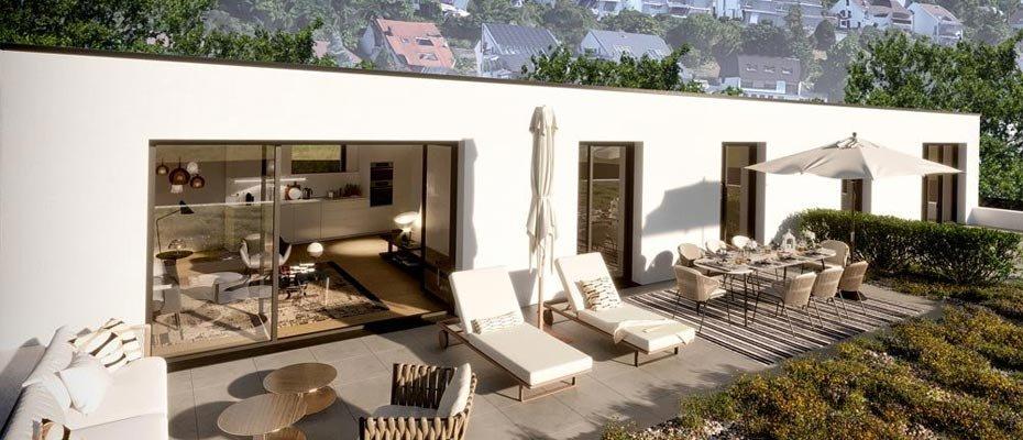 Neu in Leonberg: LEOatHome - Neubau von 11 Eigentumswohnungen