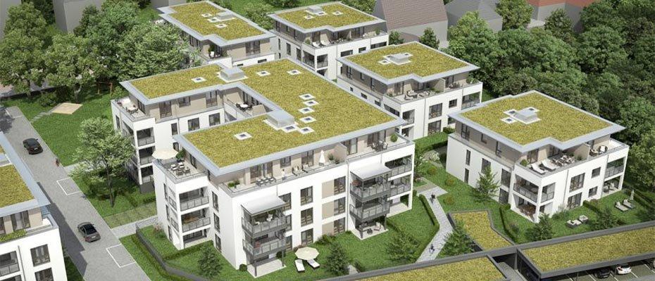 KLEIDERFABRIK Hanau-Wilhelmsbad – 2. BA - Neubau von 54 Eigentumswohnungen