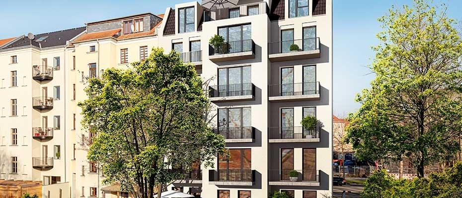 Neu in Leipzigs Süd-Osten: East-Living - Neubau von 15 Eigentumswohnungen