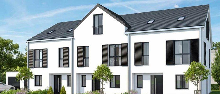 Neu: Ihr Familiendomizil mit Garten in der Huiskensstraße von Willich-Anrath - Neubau von 3 Einfamilienhäusern