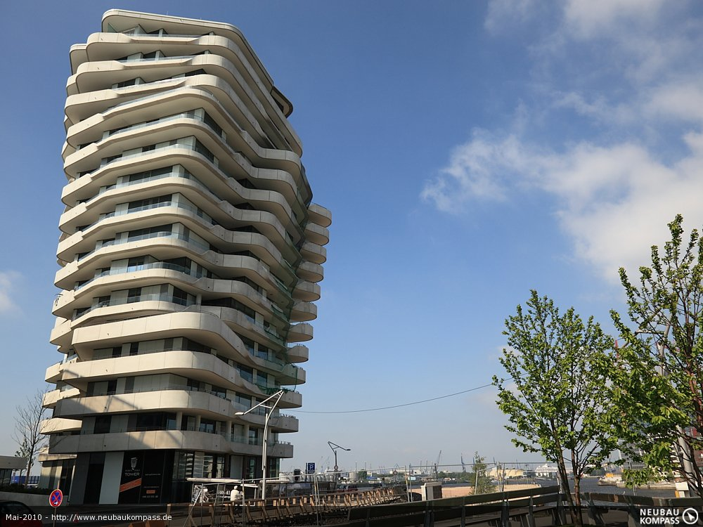 Marco Polo Tower - Hamburg-HafenCity - DC Residential ...