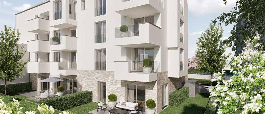 Neu in Stuttgart-Mitte: WEST LIVING - Neubau von 23 Eigentumswohnungen