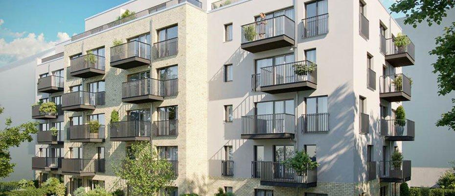 Neubauwohnungen in Berlin-Kreuzberg: Wiener Höfe - Neubau von 37 Eigentumswohnungen