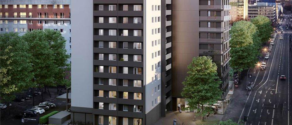 Neu zur Kapitalanlage: OXO Apartments - Neubau von 44 Eigentumswohnungen
