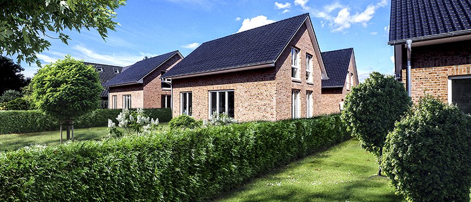 Neue Einfamilienhäuser: Oberer Landweg - Neubau von 8 Einfamilienhäusern
