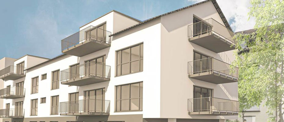 Schwerte Living - Neubau von 17 Eigentumswohnungen