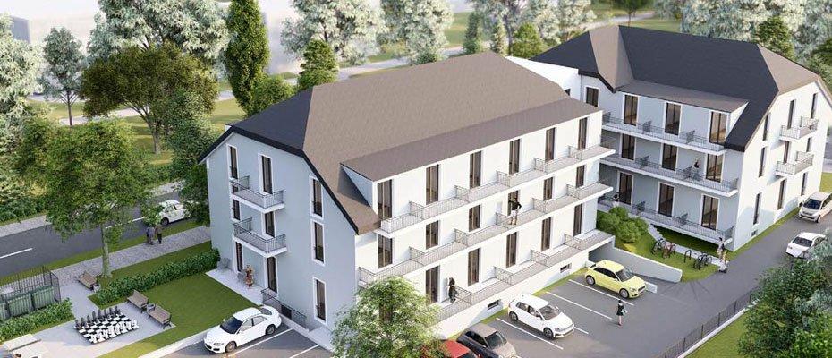 Neubau: DIE NEUE 24 in Wildau - Neubau von 63 Eigentumswohnungen
