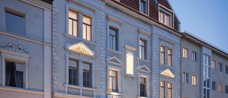 Kaulbachstraße 44 – 2-Zimmer-Wohnung - Kernsanierung einer Eigentumswohnung