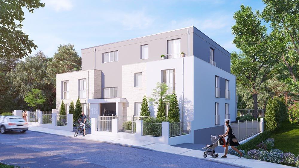 Waldspirale Darmstadt Wohnung Kaufen - Hundertwasser Haus