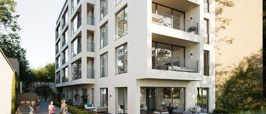 Pre-Sale SOPHIENPARK: Kommen Sie vorbei - Neubau von 21 Eigentumswohnungen