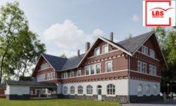 Denkmalschutzobjekt Alter Bahnhof Tharandt - Tharandt