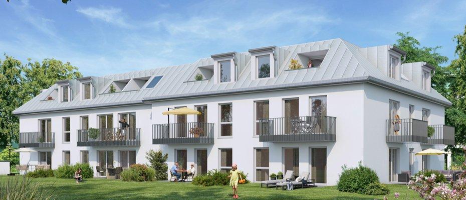 Wohnensemble INN157 - Neubau von 20 Eigentumswohnungen