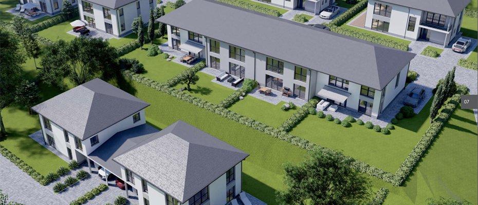 Neubauprojekt: Wohnpark Großröhrsdorf - Neubau von 11 Stadtvillen