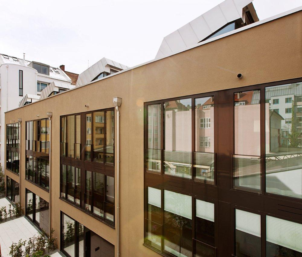 augustenstra e 29 255m zum k nigsplatz m nchen maxvorstadt bauwerk capital neubau. Black Bedroom Furniture Sets. Home Design Ideas