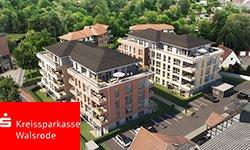 Neu: Zuhause im Stadtplatz Carré in Walsrode
