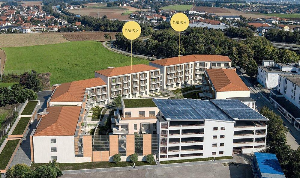 Bilder Neubauprojekt Mein Kaiserhof, Regensburg