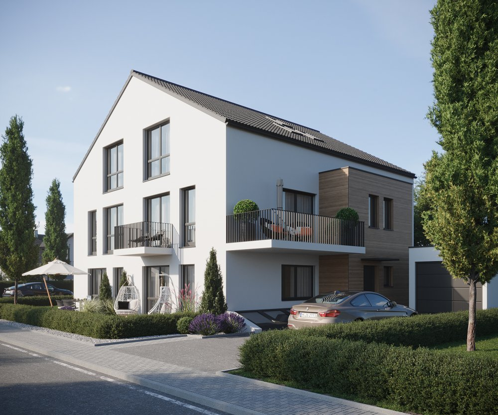 Bilder Neubauprojekt Moorackerweg 10, München