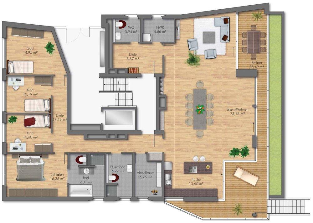 vero westend frankfurt am main westend s d patrizia deutschland neubau immobilien. Black Bedroom Furniture Sets. Home Design Ideas
