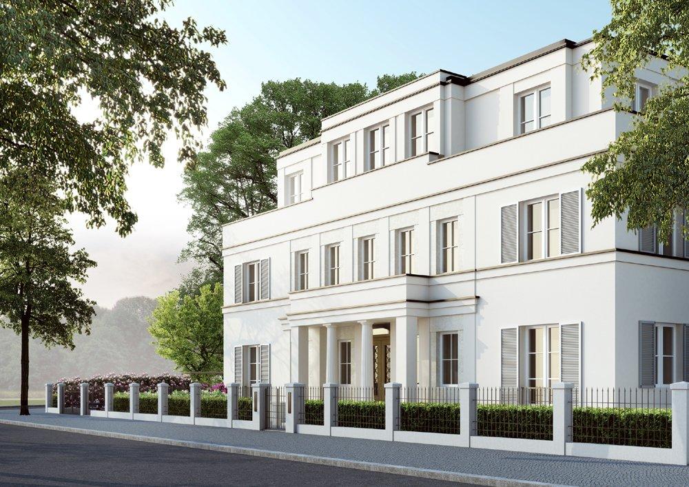 haus hardt berlin grunewald ralf schmitz neubau immobilien informationen. Black Bedroom Furniture Sets. Home Design Ideas
