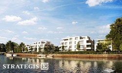Über 50 Prozent verkauft: Riverside - Wohnen an der Spree