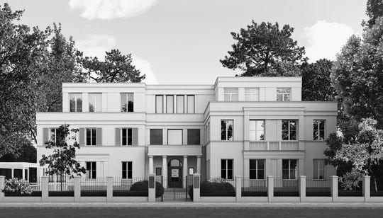 Haus Bahren Hamburg Othmarschen Ralf Schmitz