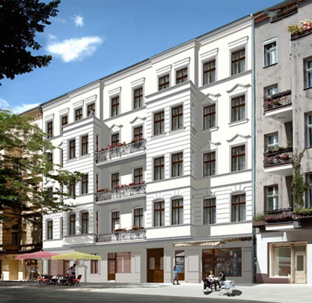 crelle44 berlin sch neberg christmann gruppe neubau immobilien informationen. Black Bedroom Furniture Sets. Home Design Ideas