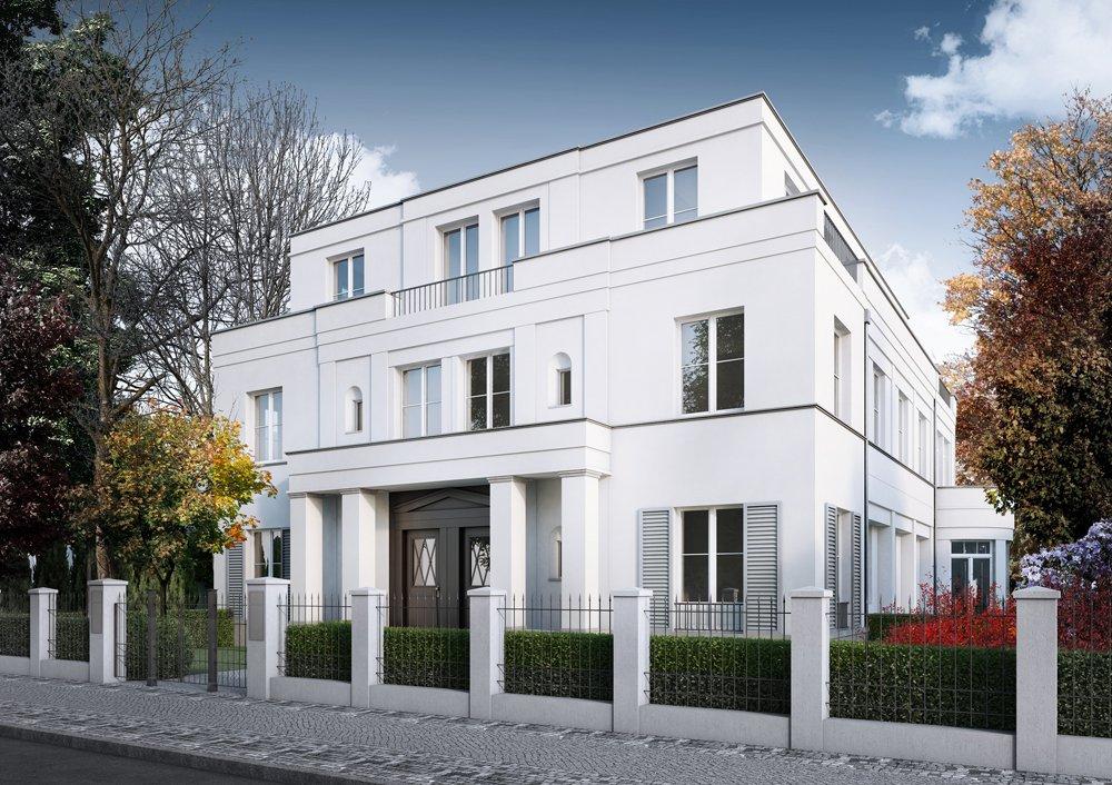 Haus Ludwig Berlin Grunewald Ralf Schmitz Immobilien