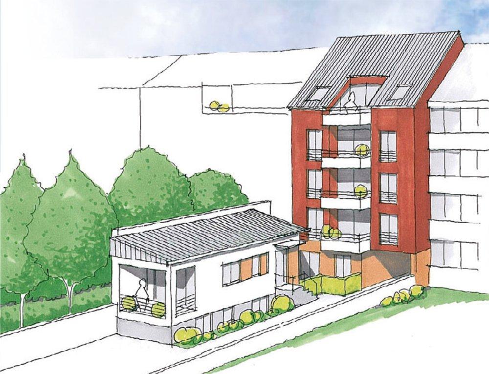 Neusser Straße 683 - Köln-Weidenpesch - GLOBAL-ACT - Neubau ...