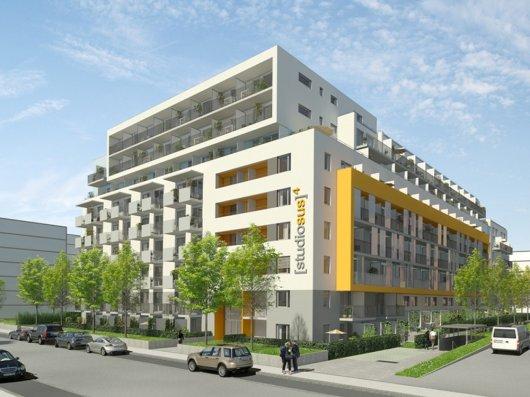 studenten apartments als kapitalanlage in haishausen studiosus 4 meldung zum bauvorhaben. Black Bedroom Furniture Sets. Home Design Ideas