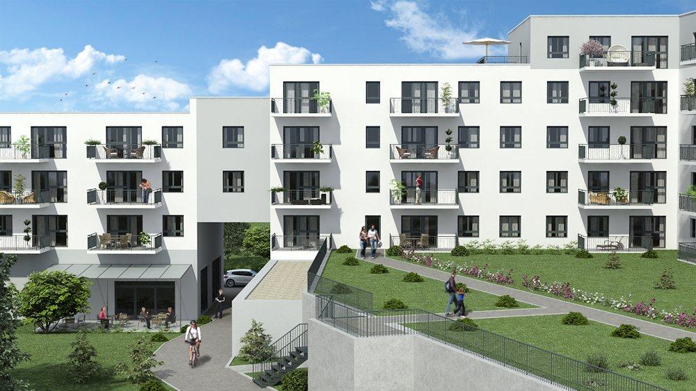 Karree 17 offenbach am main innenstadt schoofs for Immobilien offenbach