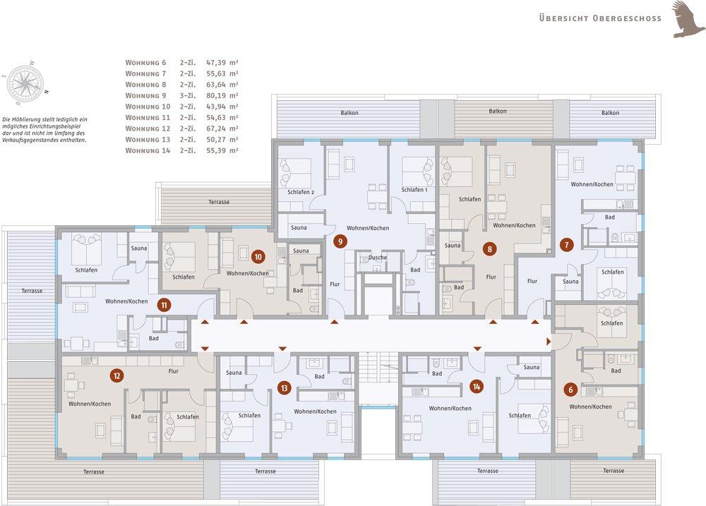 Villa seeadler b rgerende rethwisch w n immobilien for Grundrisse villa neubau