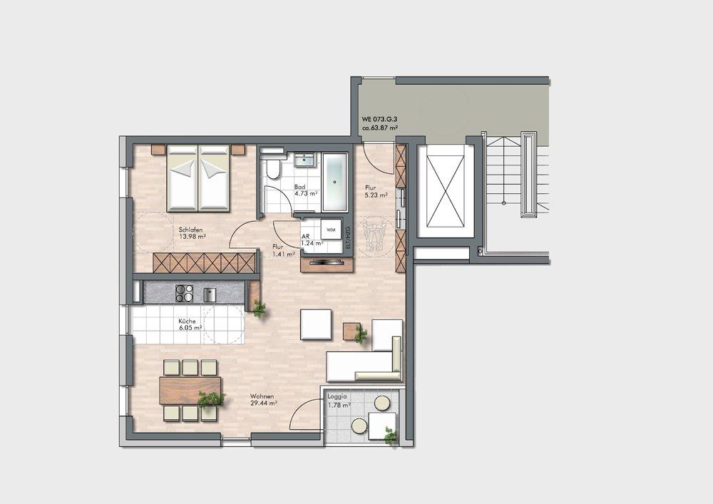 lao leben am ostpark m nchen perlach zima immobilienentwicklung neubau immobilien. Black Bedroom Furniture Sets. Home Design Ideas