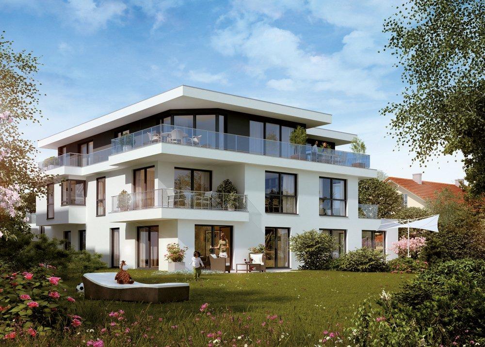 Packenreiterstra e 20 m nchen obermenzing stauch for Familienhaus berlin