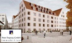 Zentrale Lage und hoher Wohlfühlfaktor: Karree am Donaumarkt