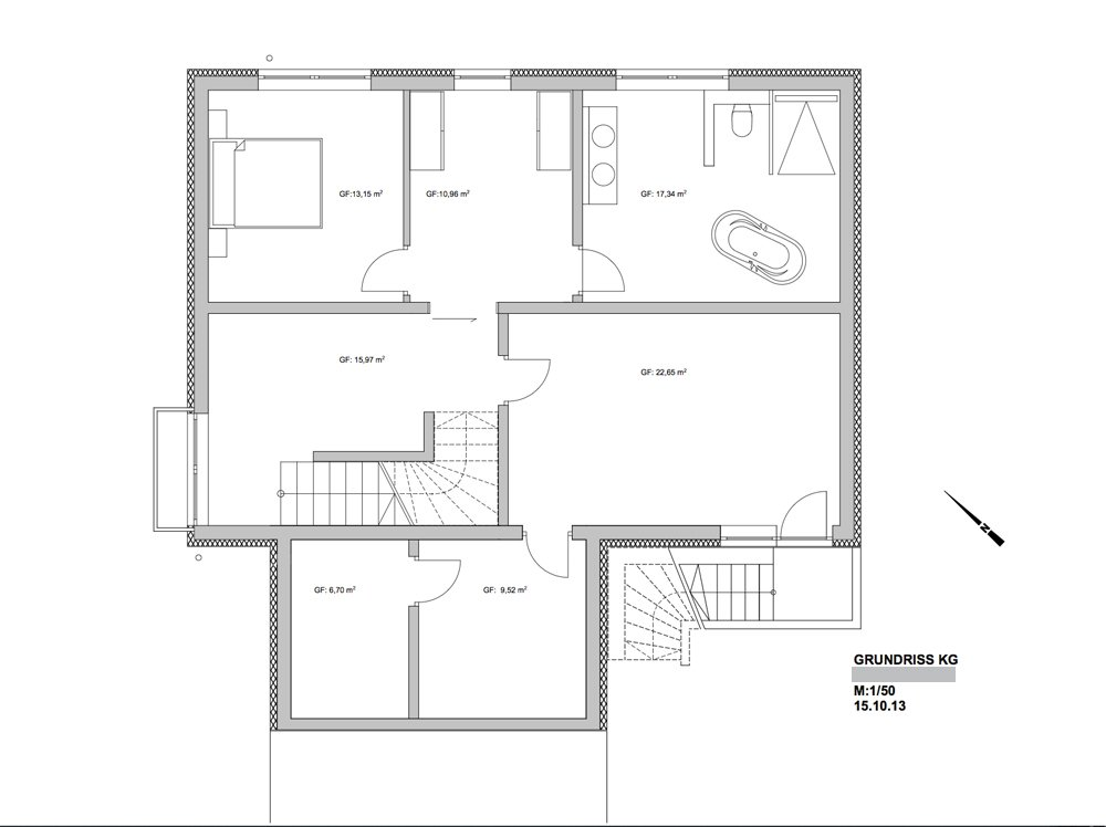 Einfamilienhaus in vaterstetten vaterstetten i4life for Grundriss neubau einfamilienhaus