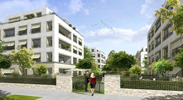 neubauprojekt in frankfurt gwh riedberg 2 0. Black Bedroom Furniture Sets. Home Design Ideas