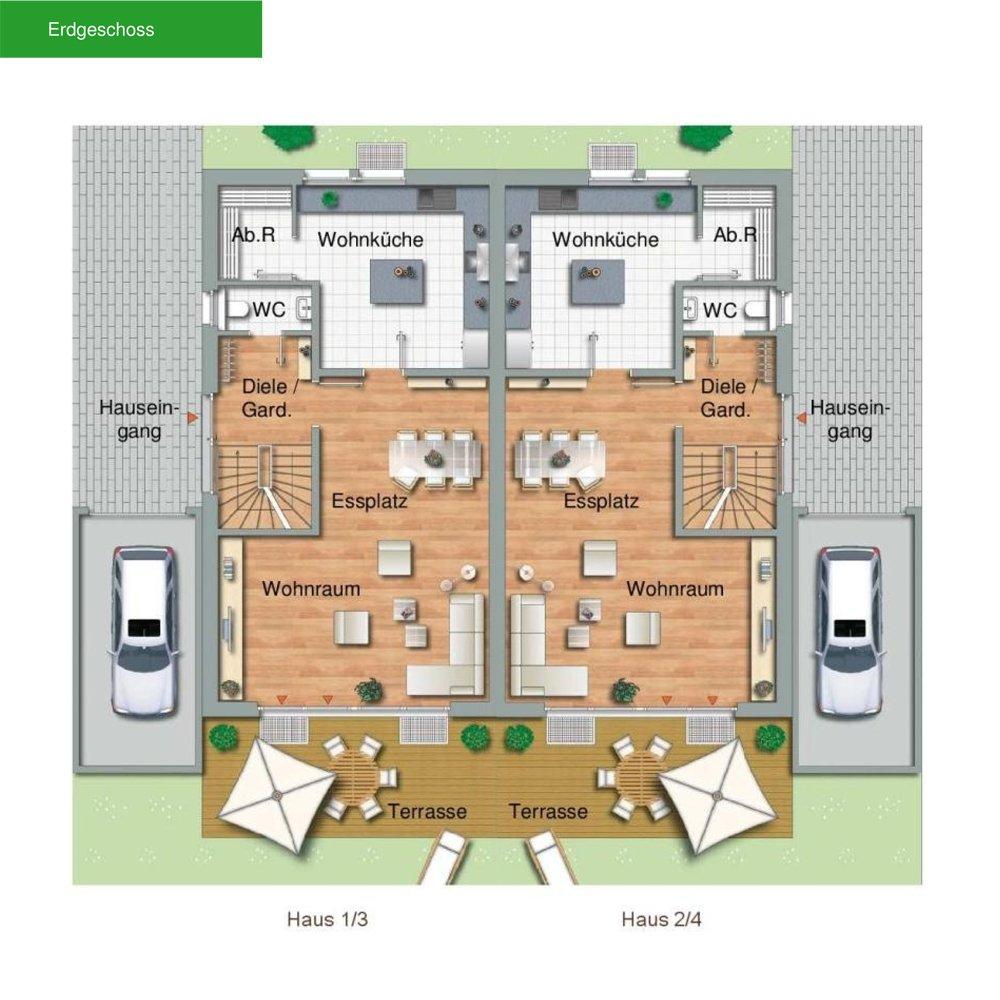 Moderne grundrisse ~ Ihr Traumhaus Ideen