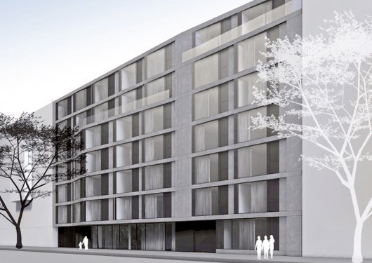 neubau in berlin mitte tor lofts meldung zum bauvorhaben tor lofts. Black Bedroom Furniture Sets. Home Design Ideas