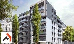 Wohn- und Atelierhaus am Prenzlauer Berg: Sredzkistraße 59