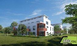 Eigentums- und Penthousewohnungen: Terrassenwohnpark Widderstraße