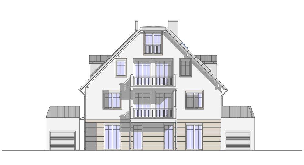 4 familienhaus villa in gro hadern m nchen gro hadern for Grundrisse villa neubau