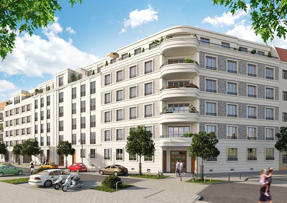 Wohnung Kaufen Friedrichshain: Berlin-Friedrichshain