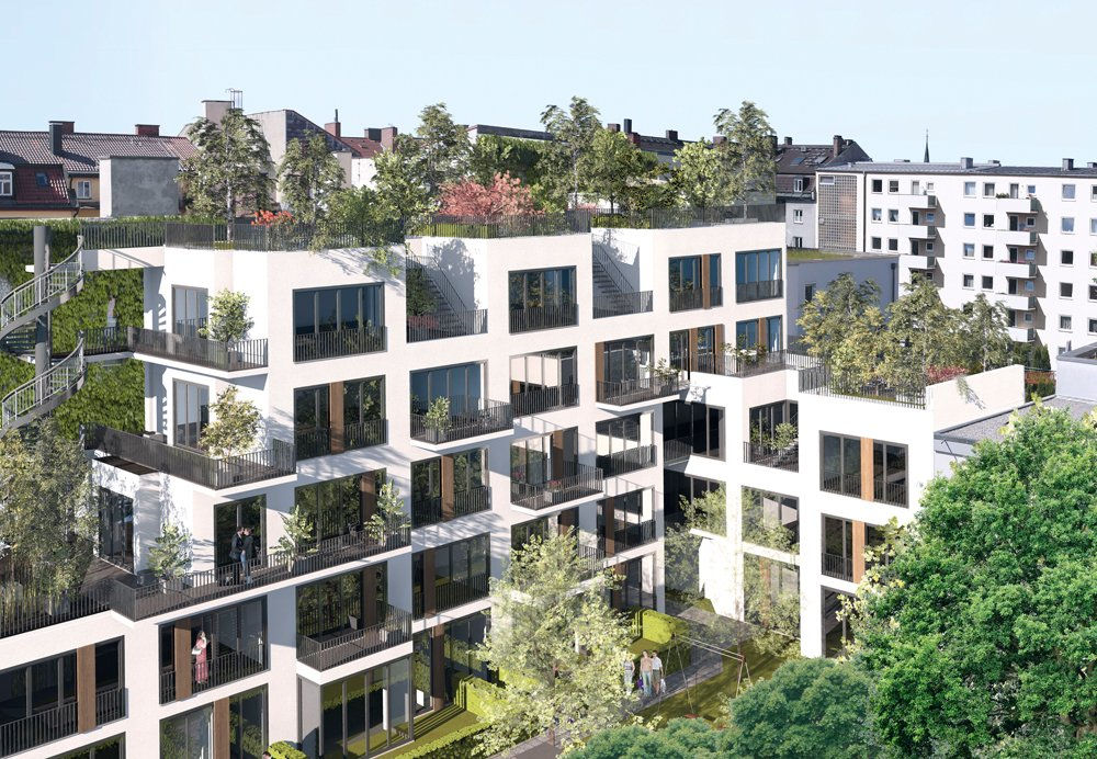 atrium37 m nchen haidhausen riedel immobilien neubau immobilien informationen. Black Bedroom Furniture Sets. Home Design Ideas