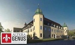 Traumhaft wohnen im kernsanierten Denkmal: Schloss Mering