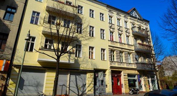 Gründerzeithaus am Comenius-Garten