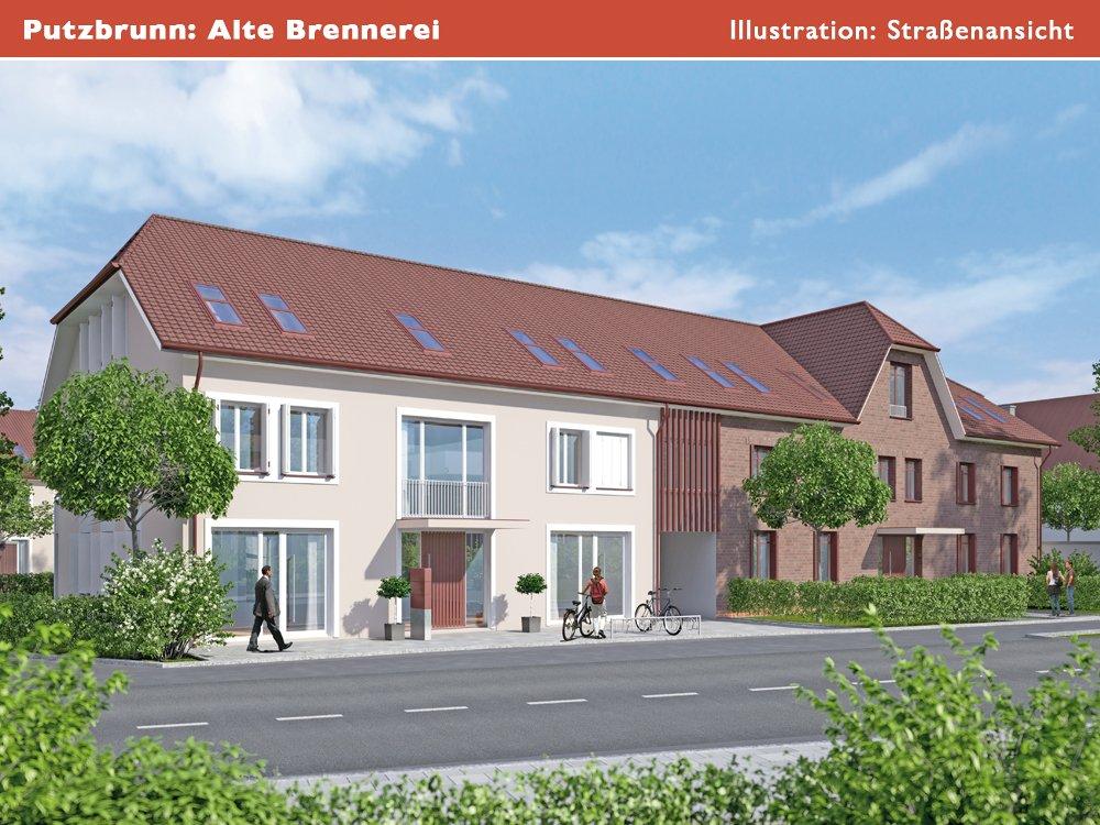 bilder und fotos vom bauvorhaben alte brennerei putzbrunn. Black Bedroom Furniture Sets. Home Design Ideas