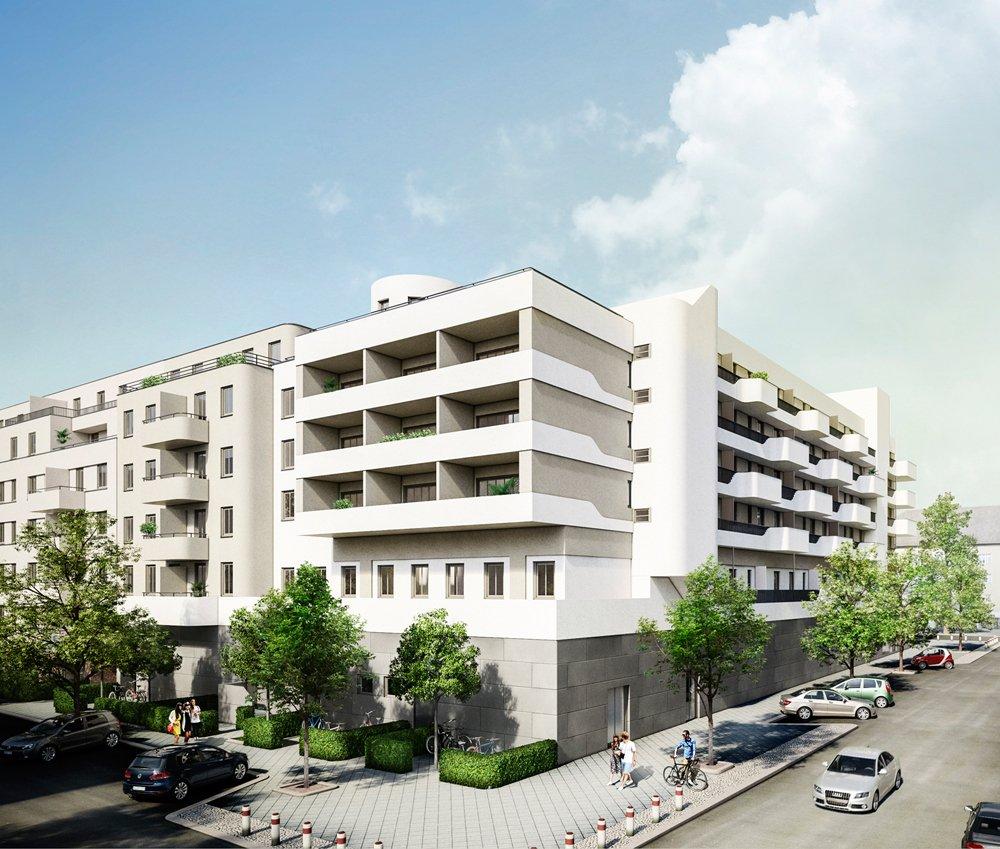 quartier am stadtpark steglitz berlin steglitz diamona harnisch neubau immobilien. Black Bedroom Furniture Sets. Home Design Ideas