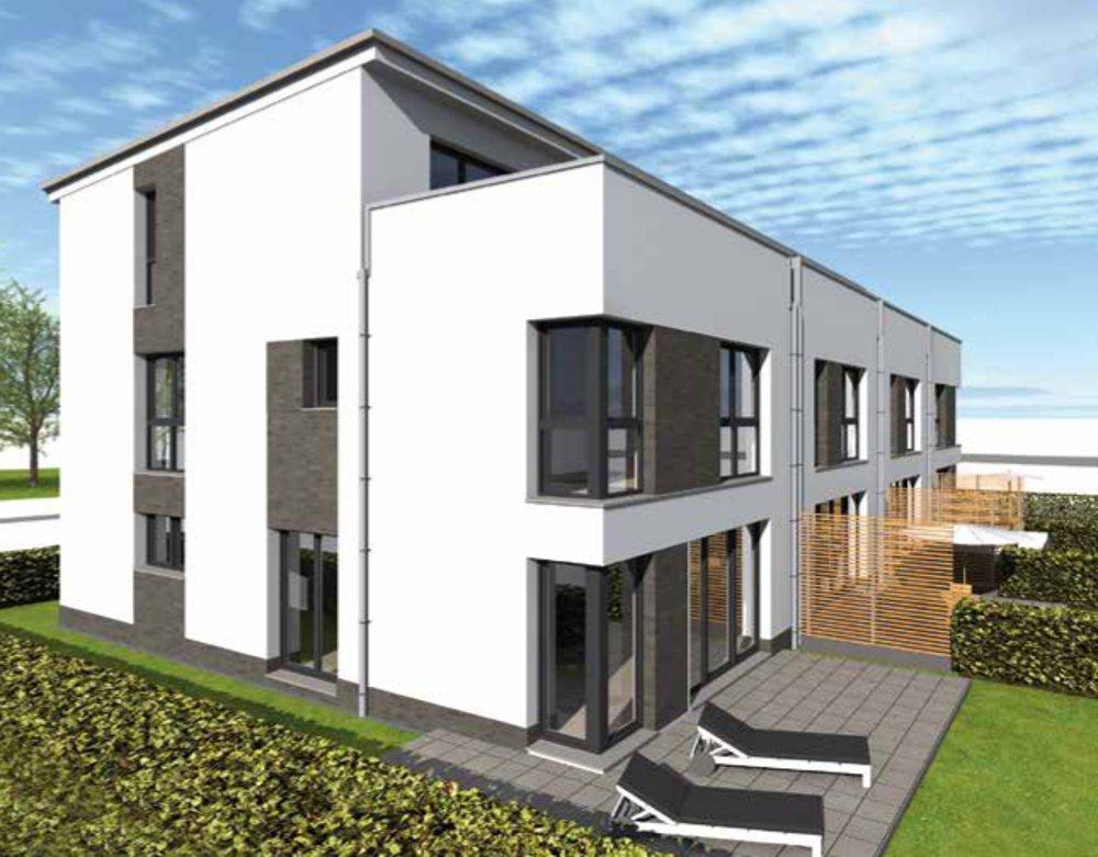 das ahrensburger kfw 70 stadthaus ahrensburg dein haus neubau immobilien informationen. Black Bedroom Furniture Sets. Home Design Ideas