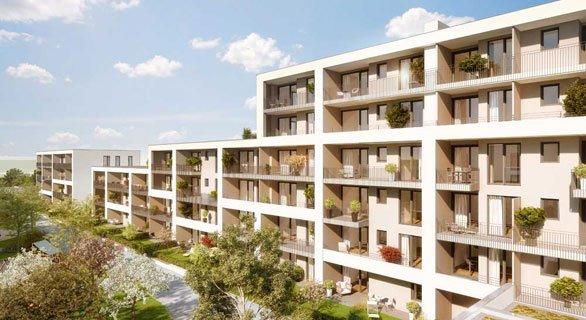 Traumwohnungen Am Park Gartenstadt Home